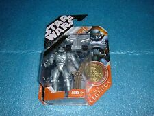 STAR WARS 30th ANNIVERSARY DARKTROOPER GOLD COIN FIGURE EXPANDED UNIVERSE MOMC