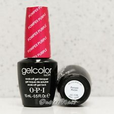 OPI GelColor Soak Off Gel Polish - POMPEII PURPLE GC C09 15 mL/0.5 oz   Ship 24H