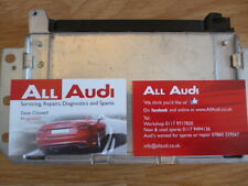 Audi A8 breaking automatic gearbox ECU / control unit 4D0927156AH