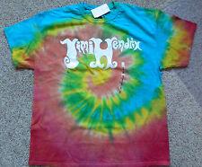 Jimi Hendrix mens XXL tie die T-Shirt