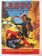 """Lasso Band 76, Bastei, mit den Mittelseiten """"So war der Westen"""", Zustand 2-"""