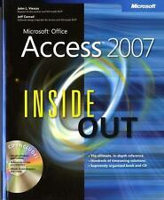 Microsoft  Office Access(TM) 2007 Inside Out (Microsoft Office Access Inside Out
