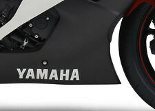 2 x YAMAHA Bellypan Motorbike Stickers Decals   300mm