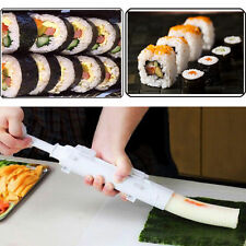 Sushi Bazooka Roll Maker Kit Rice Mold Mould Chef Easy DIY Cooking Set