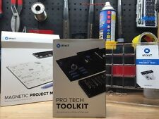 iFixit Pro Tech Repair Toolkit 2016 Magnetic Project Mat Anti-Static Tray New
