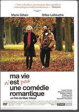 DVD ZONE 2--MA VIE N'EST PAS UNE COMEDIE ROMANTIQUE--GILLAIN/LELLOUCHE/GIBAJA