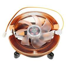 CPU Cooler Fan Copper Plating for Intel LGA 775/115X AMD AM2/754/939/940 SO84
