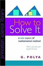 How to Solve It: A New Aspect of Mathematical Method (Princeton-ExLibrary