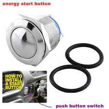 12V Push Button Switch Start Momentary ON OFF Auto Car Ignition Starter Horn