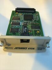 HP JetDirect 610N J4169A Ethernet Network Card Server + Warranty