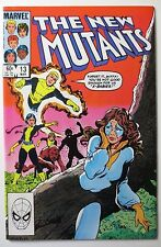 The New Mutants #13 (Mar 1984, Marvel) (C4773) 1st Appearance of Magma & Cypher
