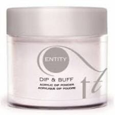 Entity Dip & Buff Acrylic Nail Dipping Powder .8oz ~ CLEAR