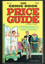 Overstreet  Comic Book Price Guide #12 Mad Soft Cover VF  or better (a copy)