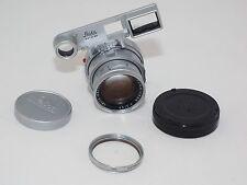 Leica M2 Summicron-DR 50mm f2 Dual Range lens, Germany, Leica M4, Leica M240, M9