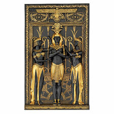 Ancient Egypt Egyptian Decor King Pharaoh Wall Sculpture Artwork African God Art