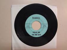 "IRON GATE: Feelin' Bad-My Generation-U.S. 7"" 1967 Marbell 1001,PA. Garage Rock"
