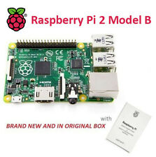 RASPBERRY PI 2 - Model B. 1GB RAM, Quad Core CPU The Very Latest!