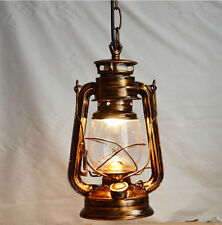 1 light Retro chandelier Old Fashion pendantent lighting  metall ceiling lamp