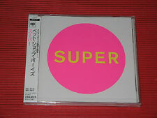 2016 PET SHOP BOYS SUPER JAPAN CD