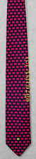 SPACE INVADERS ARCADE VIDEO GAME ASTRONOMY SCIENCE Josh  Bach Silk Necktie NEW!