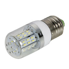 Neu E27 4W 12-24V 48-LED 3014SMD 3000-3500K Warm White Light LED Corn Bulb