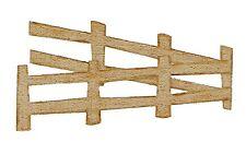 Sizzix Bigz XL Split Rail Fence Border die #A10766 Retail $39.99 Retired FUN!!