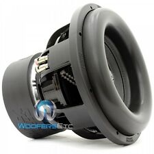 "SUNDOWN AUDIO X-12 D2 V.1 SUB PRO 12"" 1250W RMS CAR SUBWOOFER"