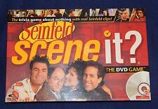 SEINFELD SCENE IT GAME Sealed New Game About Nothing 2008