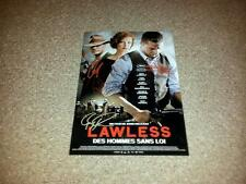 "LAWLESS PP SIGNED 12""X8"" INCH POSTER SHIA LABEOUF TOM HARDY GUY PEARCE"