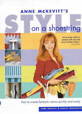 STYLE ON A SHOESTRING: HOW TO CREATE FANTASTIC ROOMS QUICKLY AND EASILY,GOOD Boo