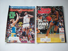 Sports illustrated Danny Manning (lot of 2)1