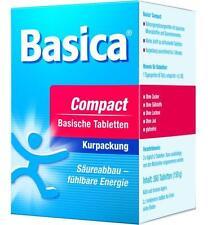 Basica Compact Basische Tabletten 360St PZN: 4787669