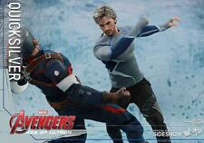 HOT TOYS quicksilver age ultron avengers Marvel sideshow figure en stock mms302