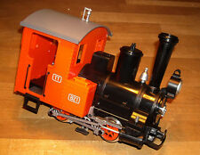 LGB small starter Steam Loco Locomotive Engine L.G.B. Toy Train line G Gauge NEW