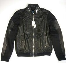 Diesel leather L-Mandara jacket men size XL