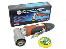 "2"" Air Mini Dual Action Random Orbital Sander 50mm Velcro Backing Pad"