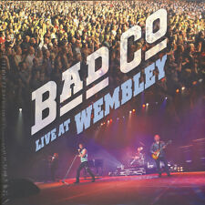 Bad Company - Live At Wembley (Vinyl 2LP - 2014 - UK - Original)