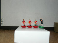 ARGENTINOS JUNIORS 2016-17  SUBBUTEO TOP SPIN TEAM