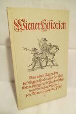 Wiener Historien , Rudolf Hanbach ,1940