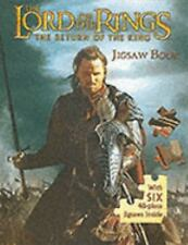 The Lord of the Rings - The Return of the King Jigsaw Book (With Six 48-Piece Ji