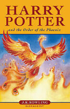 Harry Potter and the Order of the Phoenix (Harry Potter 5), By J.K. Rowling,in U