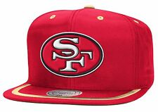 Mitchell & Ness San Fransisco 49ers Snap Back