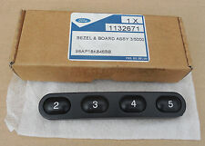 Ford Radio-Blende 6000 CD, 5000/6000 CD RDS EON Finis 1132671  -  98AP-18K846-BB
