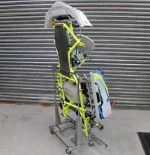 Chrome Vertical Display Upright Stand TonyKart OTK Birel Compkart UK KART STORE