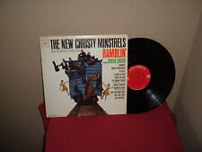 "THE NEW CHRISTY MINSTRELS: RAMBLIN         12""      33 RPM        LP"