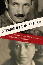 Stranger from Abroad: Hannah Arendt-ExLibrary