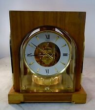 OLD vintage Gruen GUILD LECOULTRE shelf ATMOS CLOCK perpetual motion OFFICE