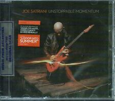 JOE SATRIANI UNSTOPPABLE MOMENTUM SEALED CD NEW 2013
