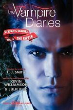 The Vampire Diaries: Stefan's Diaries #4: The Ripper-ExLibrary