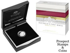 2016 Australia's First Mints - One Dollar Silver Proof Australian Coin